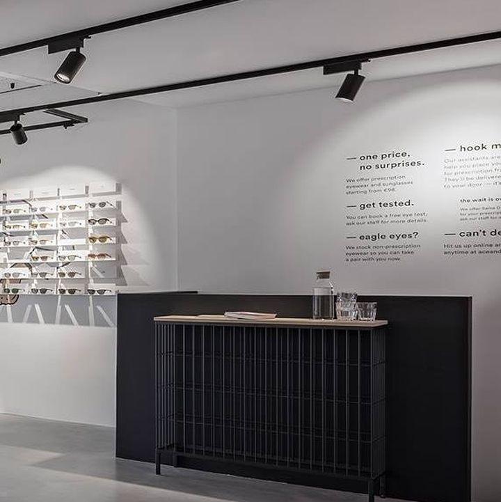 Ace Tate eyewear boutique by Weiss–Heiten Design, Belgium » Retail Design  Blog cf945fac6b59