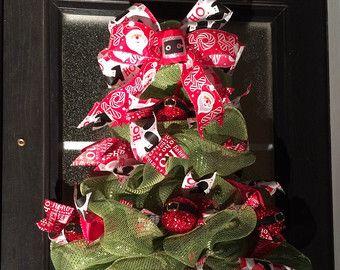 Árbol de Navidad guirnalda Malla de Deco malla guirnalda por TTihin