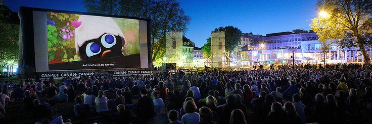 .Festival de cine animado