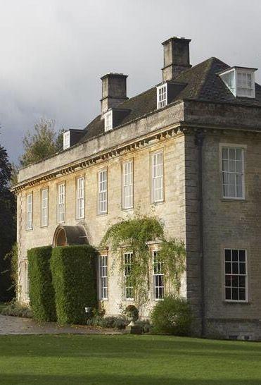Babington House - Somerset, England                                                                                                                                                                                 More