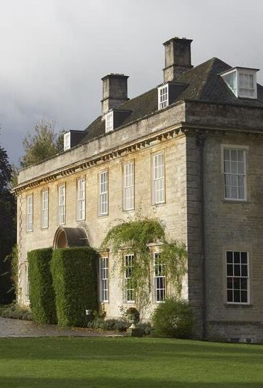 Babington House - Somerset, England                                                                                                                                                                                 More
