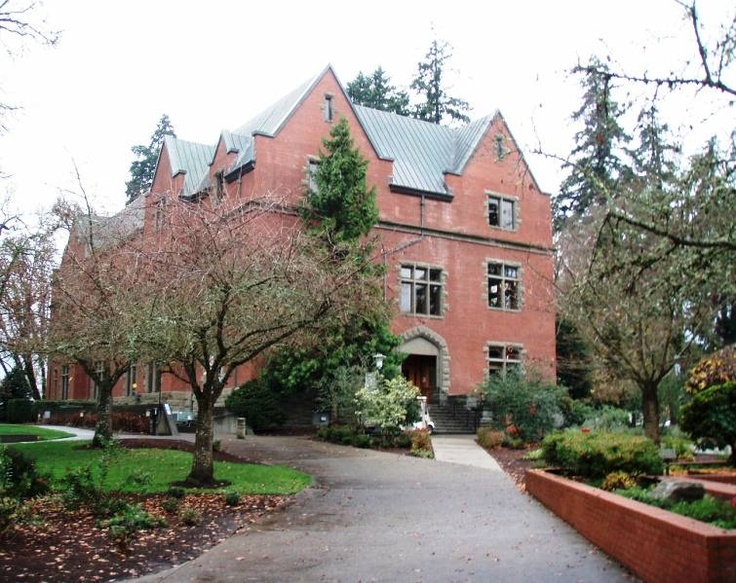 pacific university, forest grove, OR