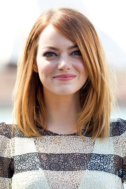 Emma Stone: Hair Style File