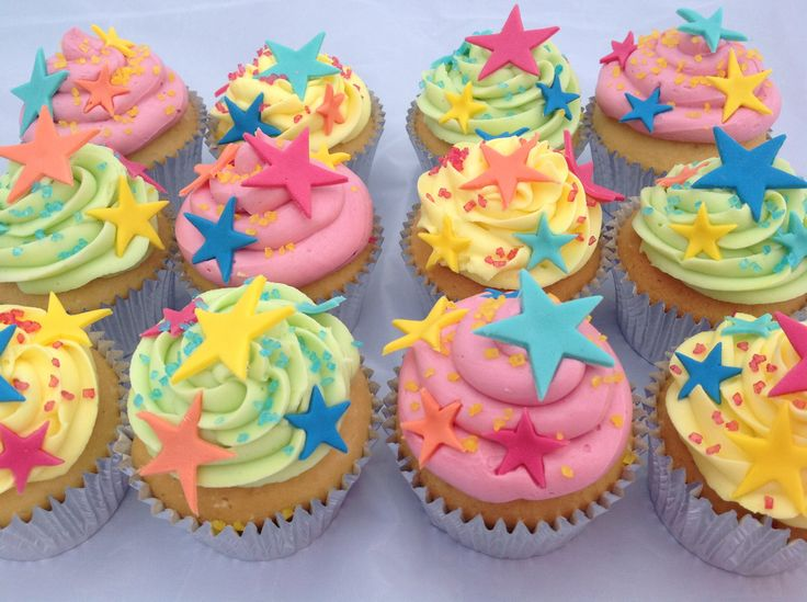 Cupcakes Or Cake For Birthday Party
