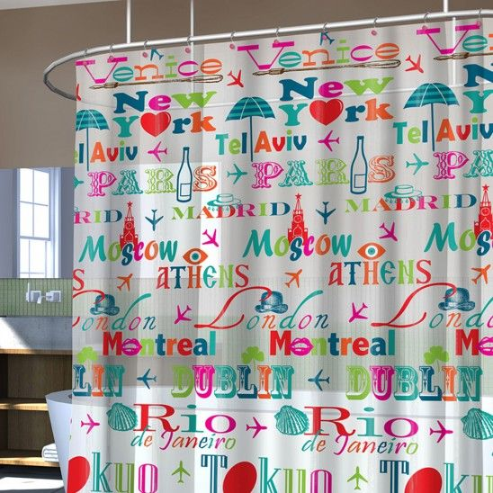2038 Best Images About Bathroom Love On Pinterest: 95 Best Images About Shower Curtain Love... On Pinterest