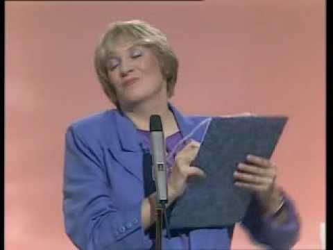 Victoria Wood -  An Opinion Poll