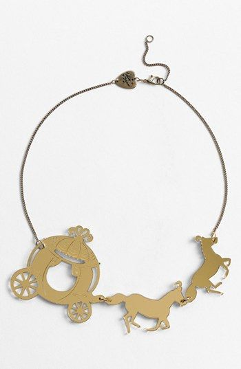 Tatty Devine 'Horse & Carriage' Statement Necklace available at #Nordstrom