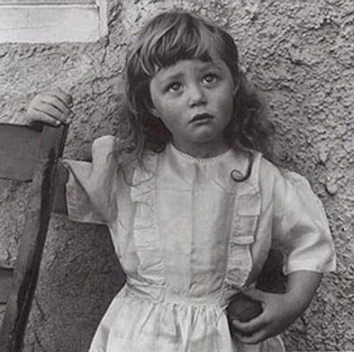 PAUL STRAND (1890-1976)    Archina McRury, South Uist, Hebrides, 1954