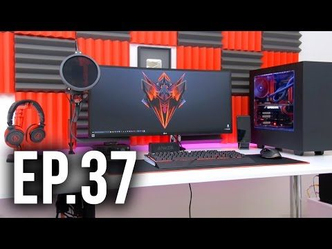 1000 Ideas About Cool Gaming Setups On Pinterest Best