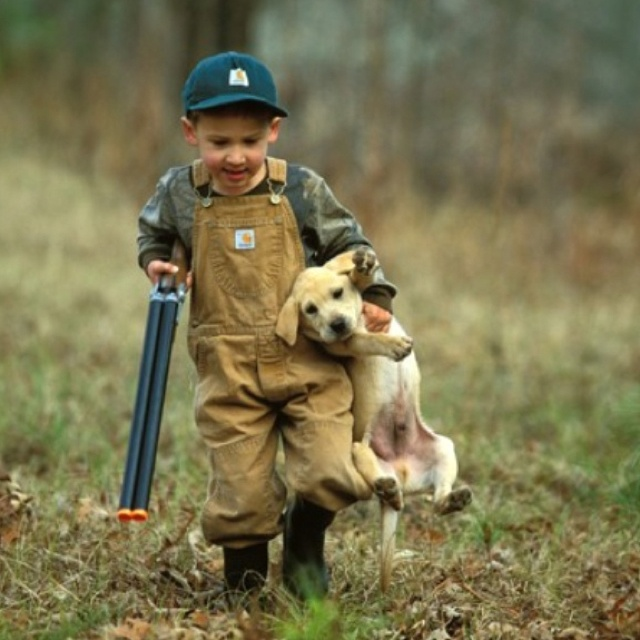 I know if I have a little boy he'll hunt like his daddy and grandpa!!! Must take cute pictures like this. I. Love. It.