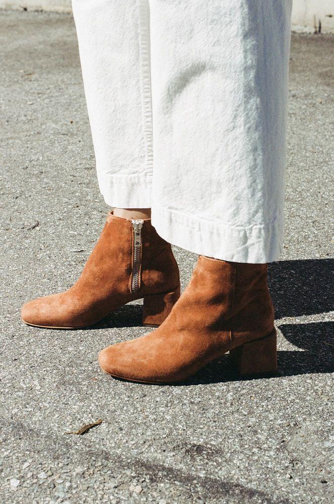 Image of LoQ Lazaro Boot , brandi suede