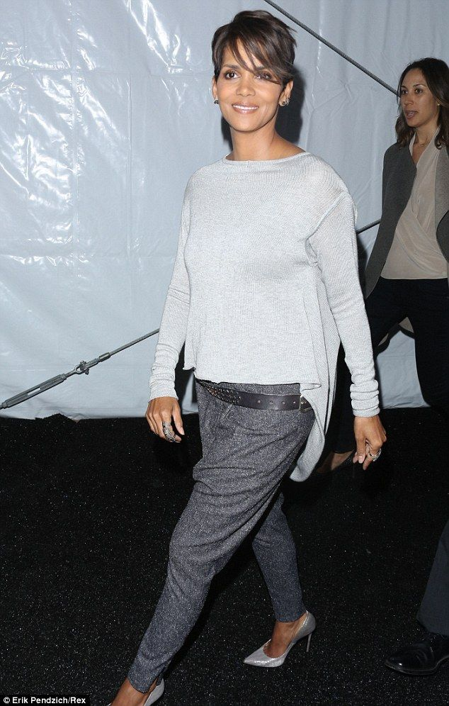 She's got her groove back: Seven months after welcoming son Maceo, the actress was looking...