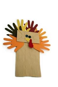 turkey puppets