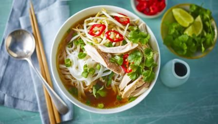 BBC Food - Recipes - Chicken pho