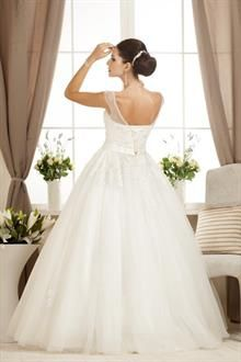 Wedding Dress - ERATO TYŁ - Relevance Bridal