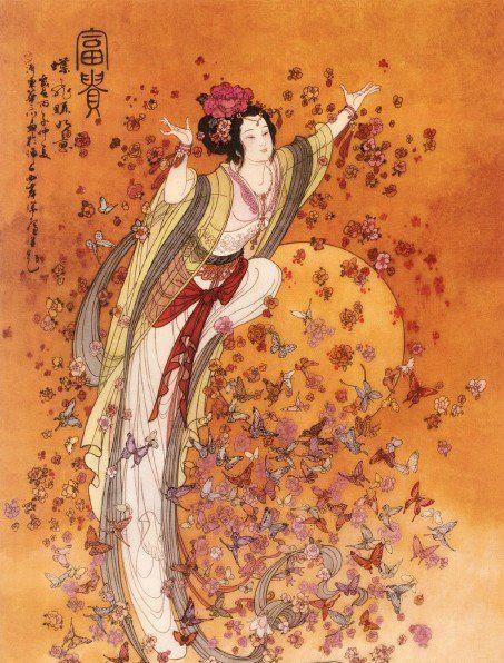 14 best images about Asian mythology on Pinterest | Boats, Shangri ...