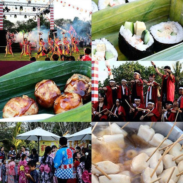 #event  #bondancefestival2015 di @ayodyabali  Ragam makanan & tarian pesta rakyat Jepang  #bondancefestival #bali #jepang