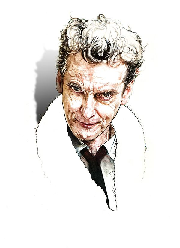 Doctor Who - 12th Doctor - Peter Capaldi