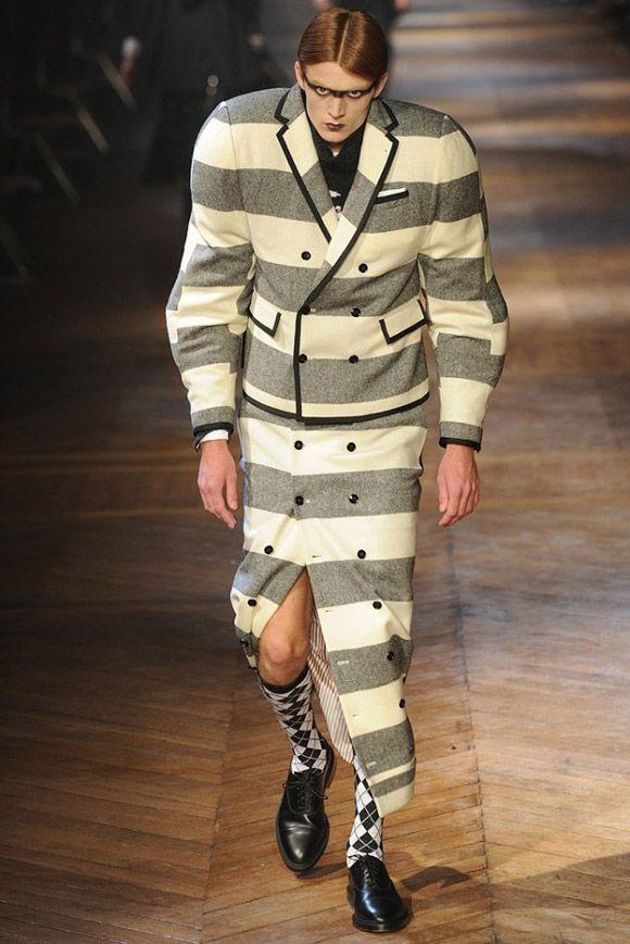 Thom Browne Menswear Show 2012/2013