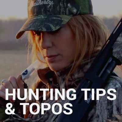 BRMB Blog - Hunting Tips and Topographic Maps