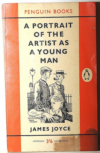 religion in james joyces a portrait of the artist Get an answer for 'where does james joyce use the word epiphany in a portrait of the artist as a young man ' and find homework help for other a portrait of the artist as a young man questions at.