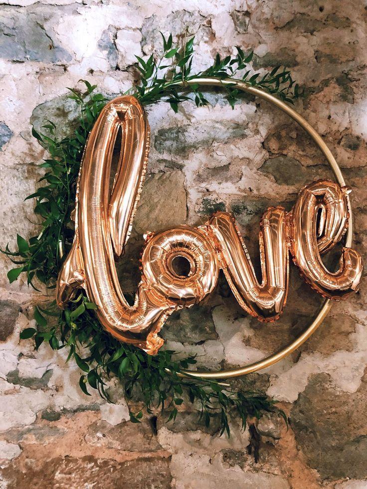 139 Ideen für eure Hochzeitsdeko – Die schönsten Inspirationen von der Trauung bis zur Tischdeko – Puppenzirkus | Interior, DIY & Wedding Blog: Clean und Feminin