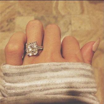 best celebrity engagement rings | celebrity engagement rings! - betterthandiamond.com