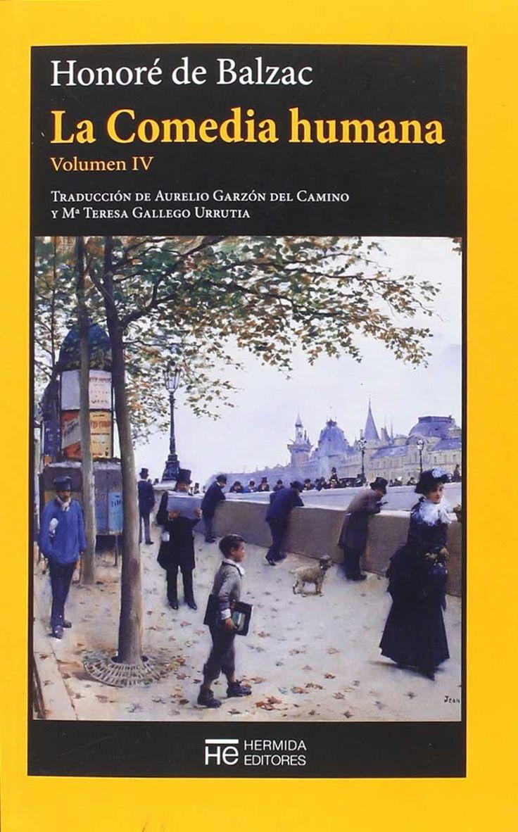 La Comedia humana IV – Honoré de Balzac