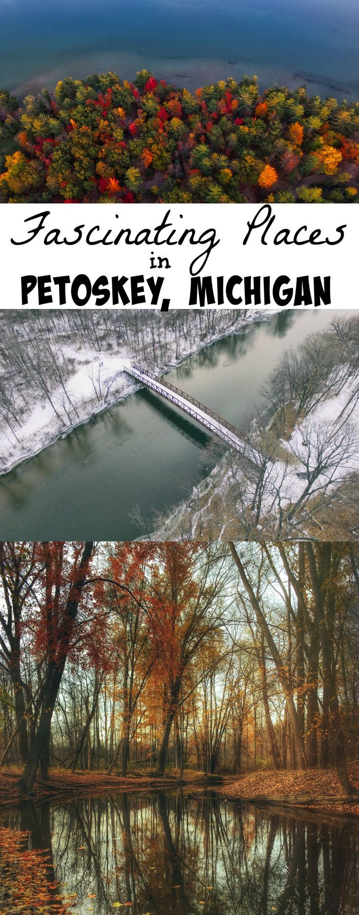I thought the only thing to do in Petoskey, Michigan was go to the beach and look for Petoskey Stones but you wouldn't believe the things to do in Michigan that she lists! A museum of dolls dressed like nuns, an art cafe, a rustic lodge and so much more! Great Midwest road trip! @PetoskeyArea #SIMTravel