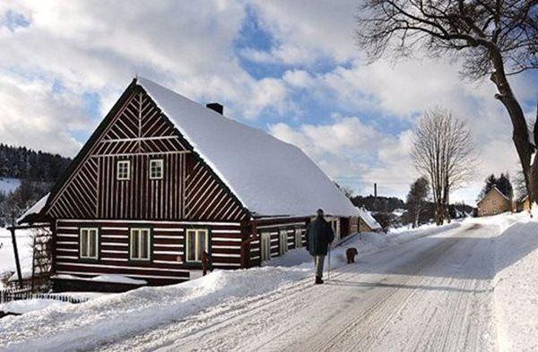 Czech Republic - Winter in the Krkonoše Mountains  Foto: Ladislav Renner