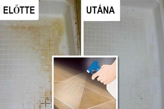 Még a legcsúnyább zuhanyfülke is ragyogni fog, ha bevetjük ezt a házi tisztítószert!