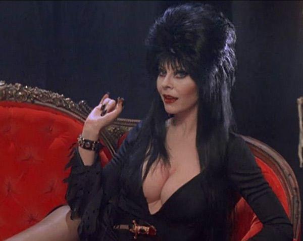 Elvira Mistress Of The Dark Tits 82