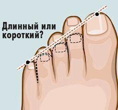 Что ваши ноги расскажут о вас (тест)