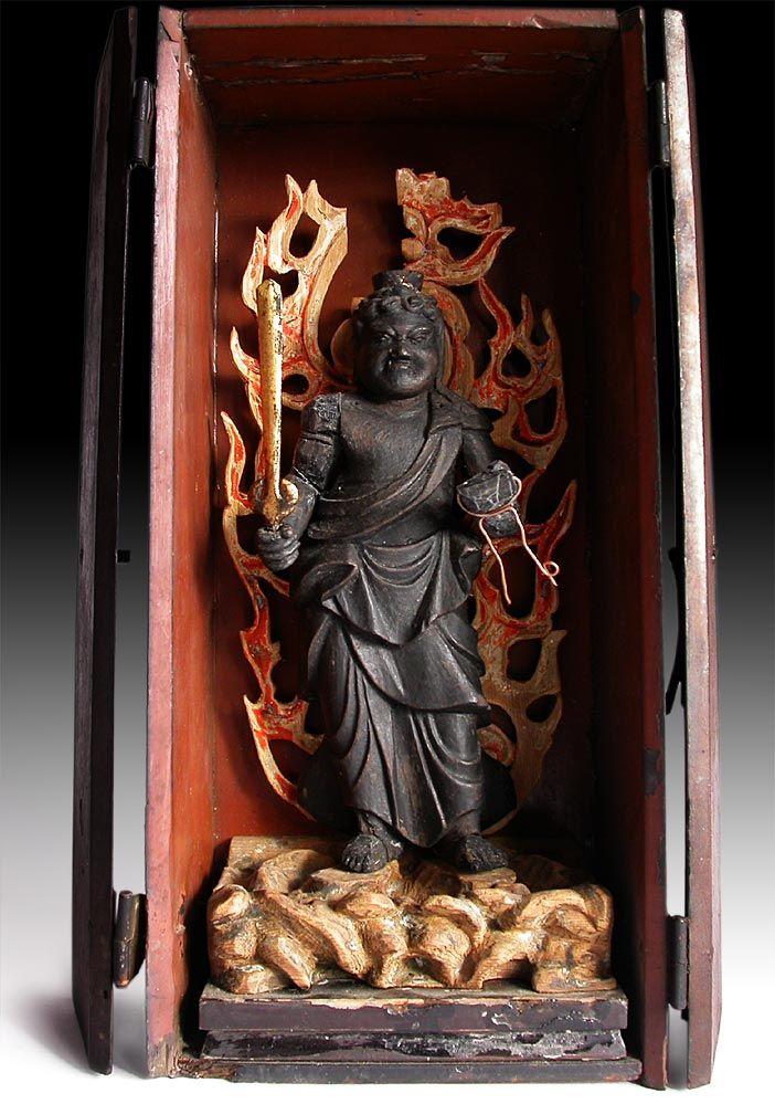 FUDO MYOO   Fudo Myoo Acala Buddha