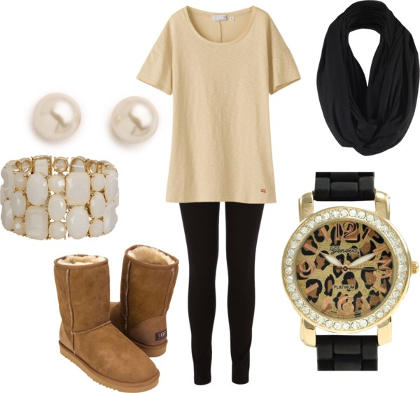 this looks SO comfy.: Everyday Wear, Fall Outfits, Late Fall Wint, Winter Outfits, Comfy And Cute, Fall Fashion, Winter Trends, Cheetahs Prints, Beige Winter