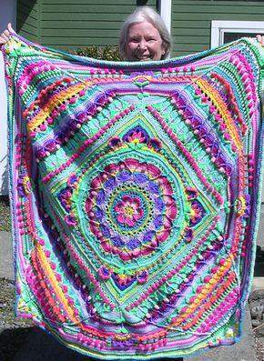 Flo Recaps Her Sophie's Universe Crochet Experience