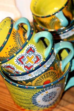 Anthropologie mugs