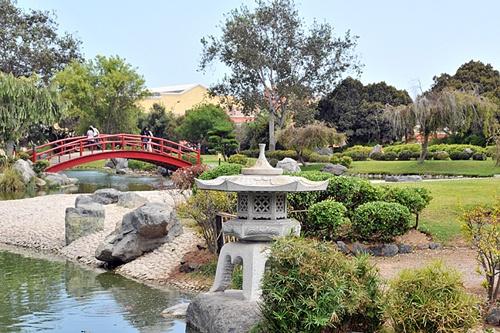 """Descubre Chile - Parque Japones """"Jardín del Corazón"""""""