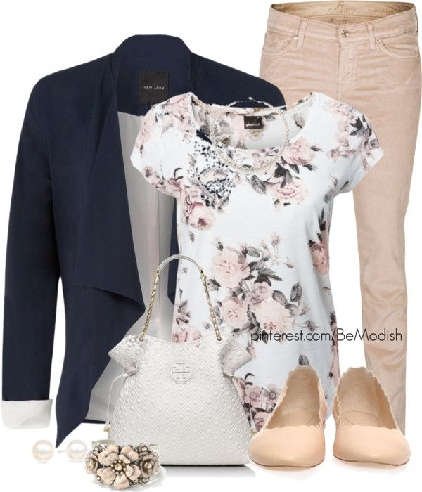 New Look For Cute Spring Outfits Polyvore