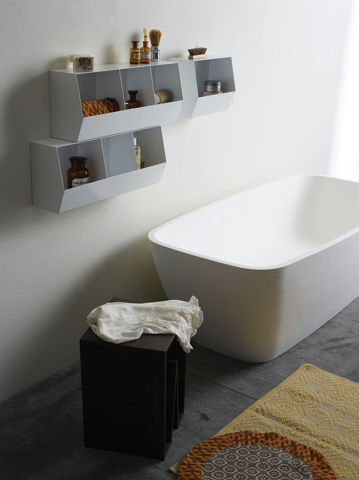 EX.T are a new supplier to C.P. Hart for 2015. This image is from their Container range #new #cphart #bathroomideas