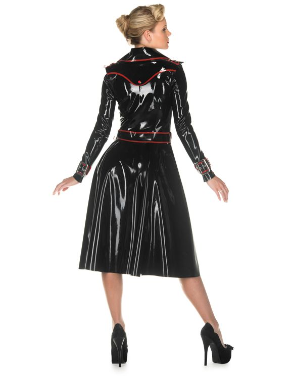 Women S Latex Clothing 67