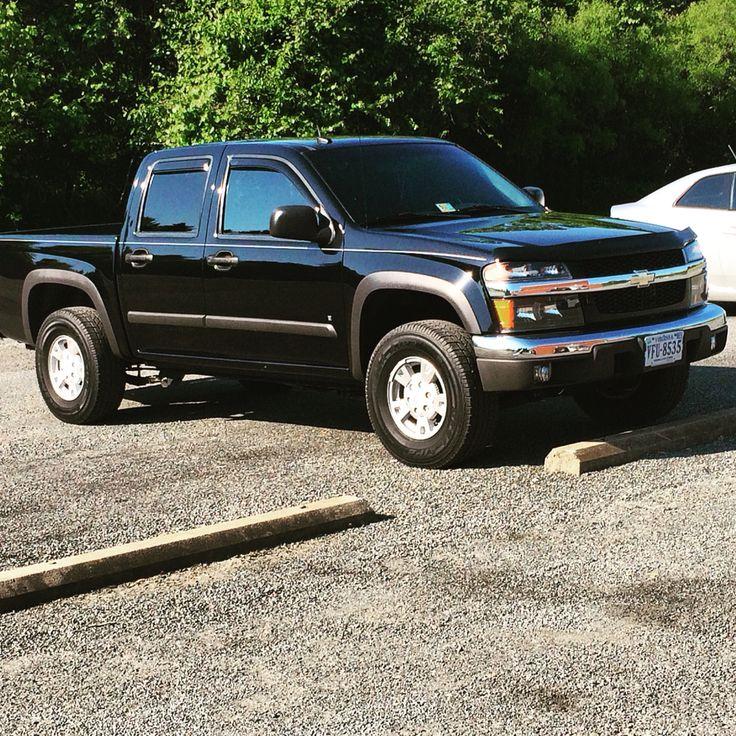 My new truck #chevy #colorado #4x4