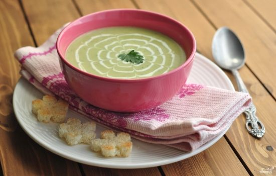 Рецепты супа-пюре из кабачков, секреты выбора ингредиентов и