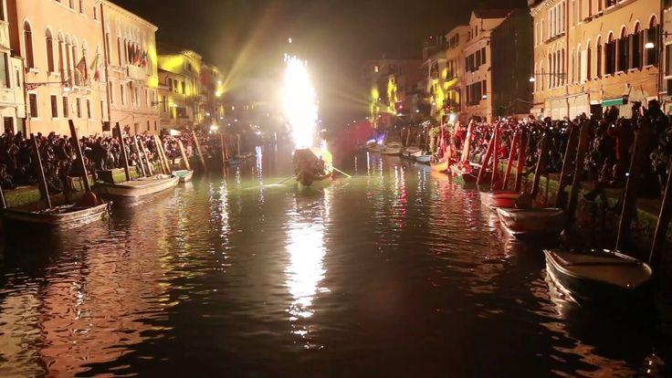 Carnevale sull'acqua- Grand Opening del Carnevale di Venezia 2016- Video...