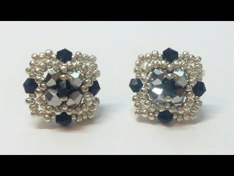 Orecchini Pétit (DIY - Pétit Earrings) - YouTube