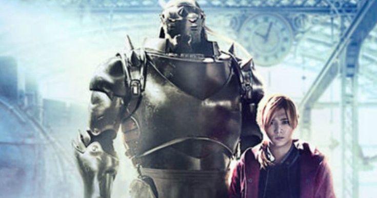 Fullmetal Alchemist Film 2021