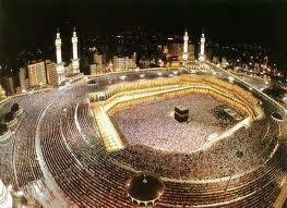 Masjidil Haram - Mekkah, Saudi Arabia