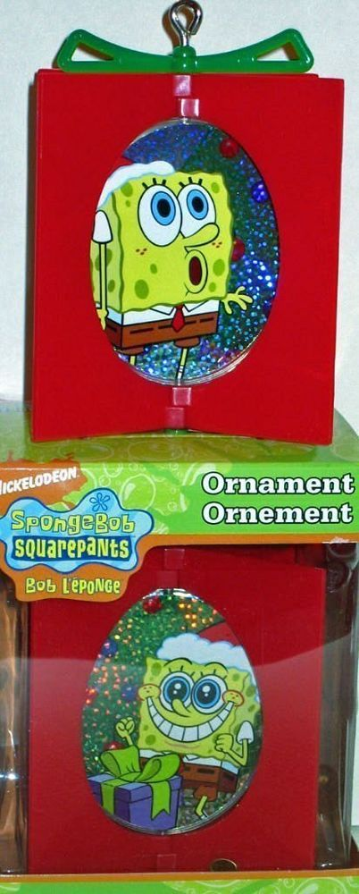 Spongebob Squarepants Nickelodean Bob Leponge Center Spins ...