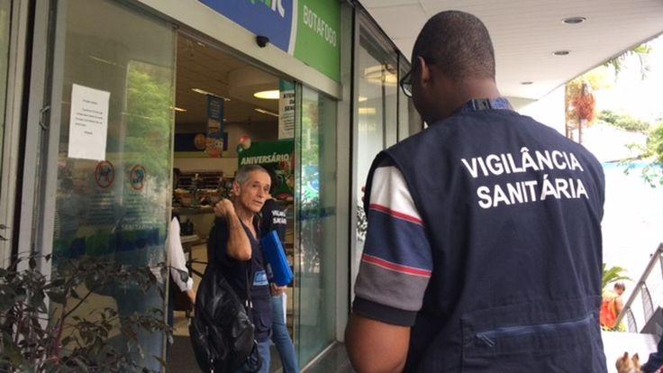 Roney Nogueira dos Santos é gerente de Relações Institucionais e Governamentais da BRF e foi detido nesta madrugada.