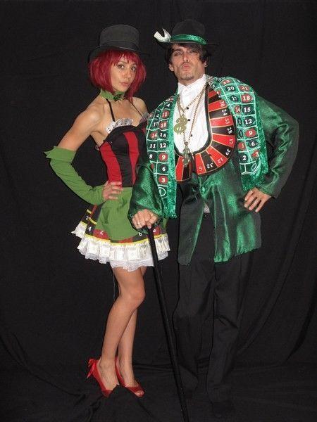 Casino Night Party Dress
